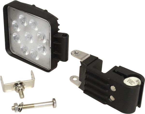 LED Scheinwerfer mit Halterung für Handlauf, Störung: Not Classified, 2500 Lumen, 10-30V