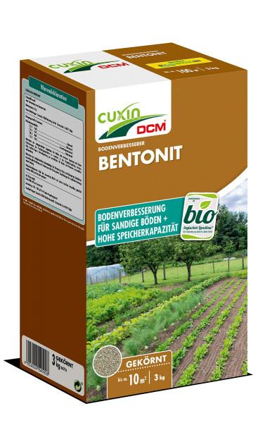 Bentonit Gesteinsmehl 3 kg für ca. 100 m²