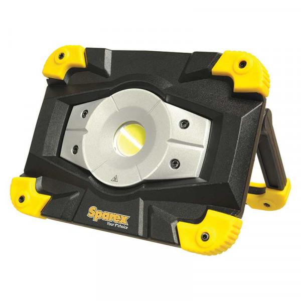 LED Flutlicht / Strahler mit Power Bank