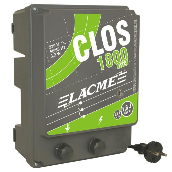 Lacme CLOS 1800 HTE Netzgerät 230 V 1.8 Joule