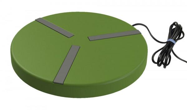 Heizplatte für Geflügeltränken Ø250mm 24V 15W
